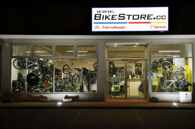 Bikestore W23 Laden