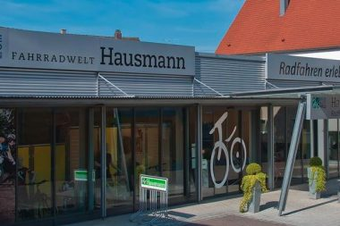 Fahrradwelt u. Nähzentrum Hausmann GmbH